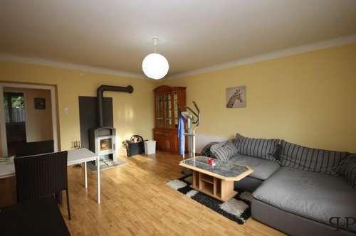 2-Zimmer-Wohnung mit GARTEN in absoluter Ruhelage