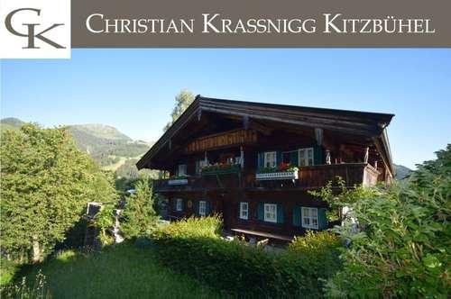 Bauernhaus mit Hallenbad und Freizeitwohnsitz in Kirchberg in der Nähe der Schipiste