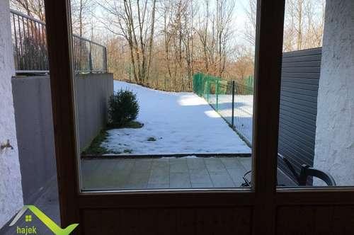 Wohnen am See - 2 Zimmer Wohnung mit Terrasse und Garten in Henndorf