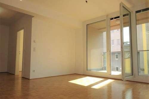Sehr helle Wunderschöne 3-Zimmer-Wohnung mit Loggia in zentraler Lage - Bezirk Lend