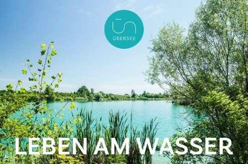 1.161 m² Grundstück mit direktem Seezugang in reizvoller Landschaft!