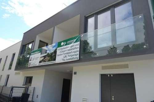 Neubau 2 Zimmerwohnung mit Loggia und Lift