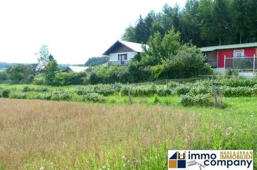 Idyllisches Haus im Grünen mit Praxisraum und Werkstatt im Nebengebäude -Tarsdorf