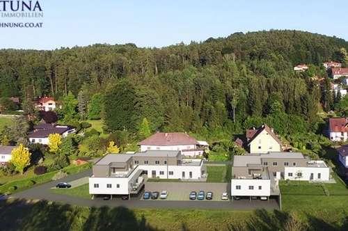 Idyllische GARTEN-Wohnung: 74m² / 3 Zi / 111 m² Außenfläche + SW-Ausrichtung