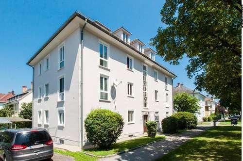 Nette Zweizimmerwohnung im Regierungsviertel von Klagenfurt