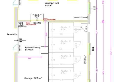 Garage/Lagerraum in Schladming zu vermieten!