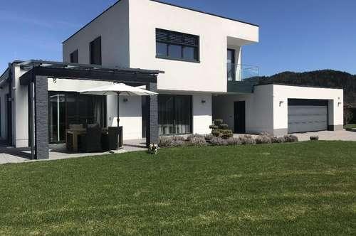 Velden Umgebung: Modernes Einfamilienhaus in idyllischer Ruhelage
