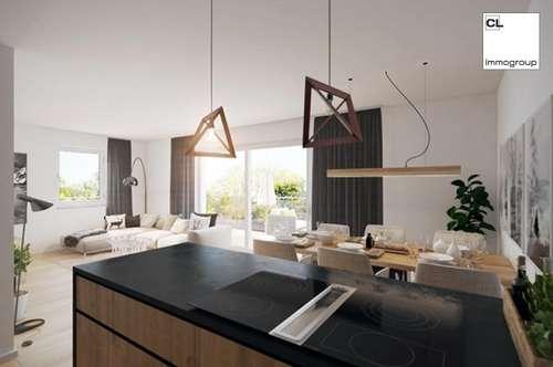 Moderne 3-Zimmer Neubauwohnung mitten in Mondsee