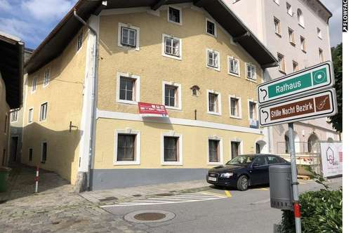 STADTLEBEN LEISTBAR - 2-Zimmer-Wohnung in der Beletage