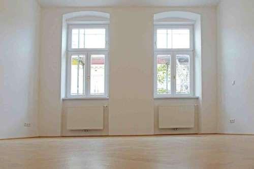 3-Zimmer Apartment mit Balkon im Innenhof