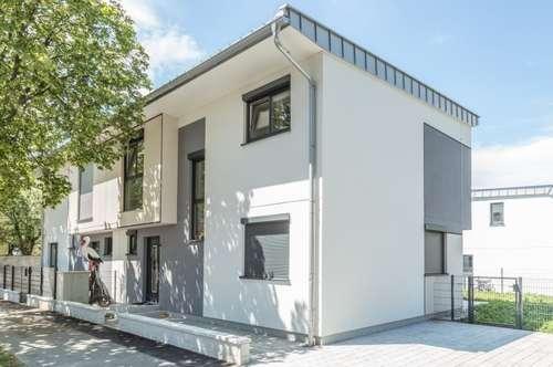 Provisionsfreie Doppelhäuser im Grünen! Pures Wohnerlebnis mit U2-Anbindung