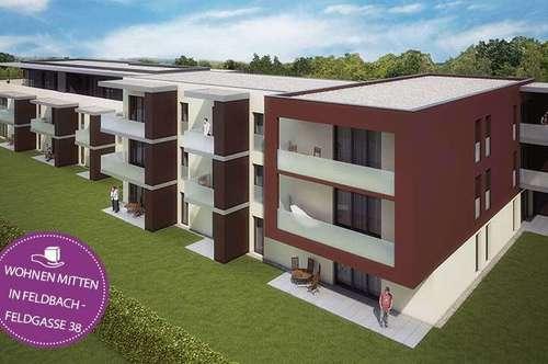 22 eindrucksvolle Wohnungen im Zentrum von Feldbach!