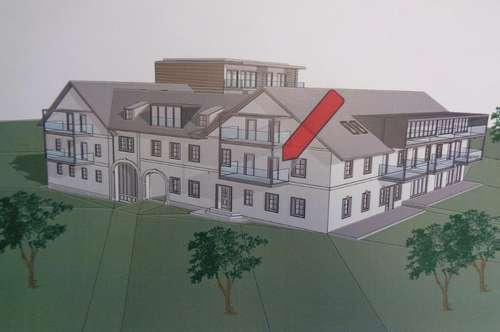 Wohnen im Grünen und doch in Stadtnähe! Wohnung 69,97 m² inkl. Balkon! Provisionsfrei!