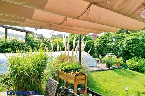Südstadt-Bungalow mit Garten und Pool