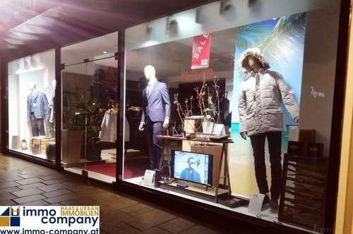 1150 Wien - Modegeschäft auf der Mariahilfer Straße
