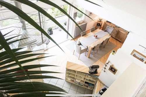 Dachgeschoss-Maisonettewohnung in erstklassiger Lage in Salzburg – Aigen von Privat