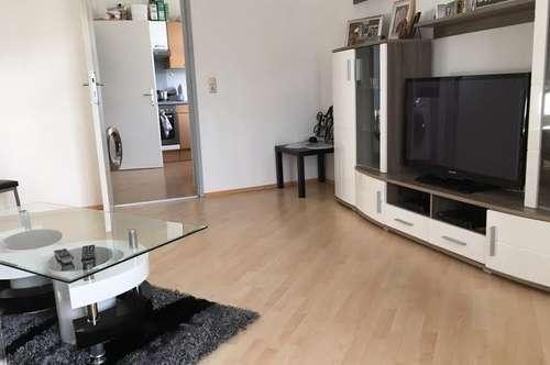 Helle,herzige 2 Zimmer Mietwohnung in Eggenberg, Nähe FH