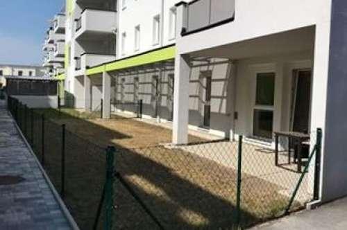 TOP LAGE - Geförderte 4-Zimmer-Eckwohnung mit Terrasse, Garten und Parkdeckabstellplatz
