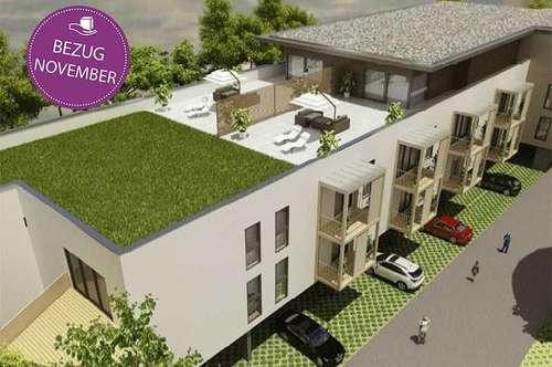 Moderne Neubauwohnungen mit Balkon oder Terrasse in Gleisdorf!