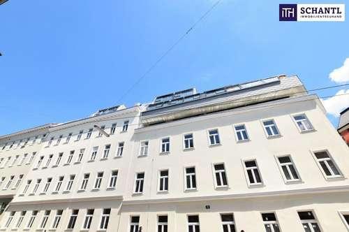 Rundumblick über Wien! Ihre Wohnungssuche endet HIER! Neue Dachgeschoss-Wohnung mit 3 Terrassen + perfekte Raumaufteilung + Parkplatzmöglichkeit!