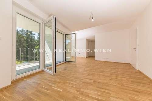 ! PROVISIONSFREI ! - Neu errichtete 3 Zimmer Wohnung mit Balkon und Parkplatz westlich von Wien
