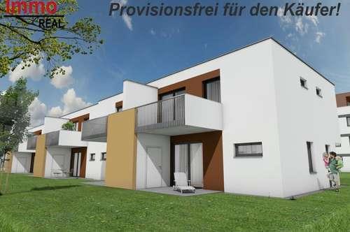 PROVISIONSFREI! Neubau-Wohnungen und Reihenhäuser in Werndorf! 70 bis 116m²