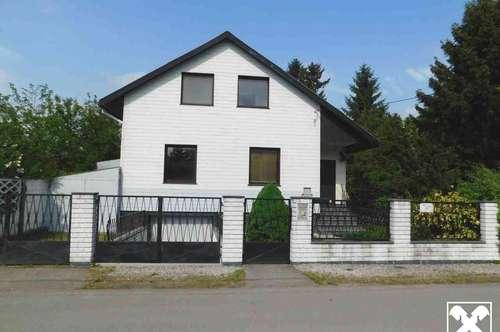 Hübsches Einfamilienhaus mit Potential in Wiennähe