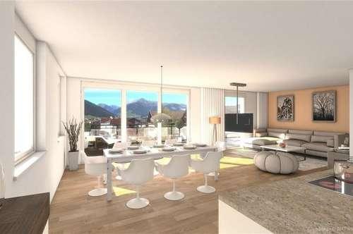 NEUBAU: Bezugsfertiges Penthouse auf 175 m² Gesamtfläche