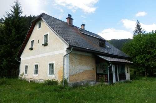 Baurecht: Landhaus - Forsthaus - Feriendomizil