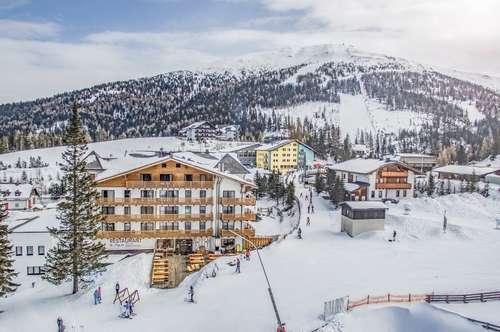 Ski-In & Ski-Out | Anlegerwohnung Typ S im Urlaubsort Katschberg