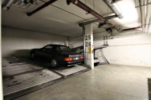 Saarplatz 11 - Stapelparkplatz für Fahrzeuge bis 1,5 Meter Höhe
