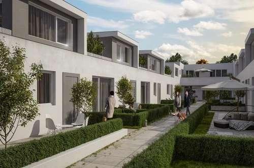 Townhouses! Maisonette-Wohnungen auf 3 Ebenen mit Terrassen! Speisinger Ruhelage!