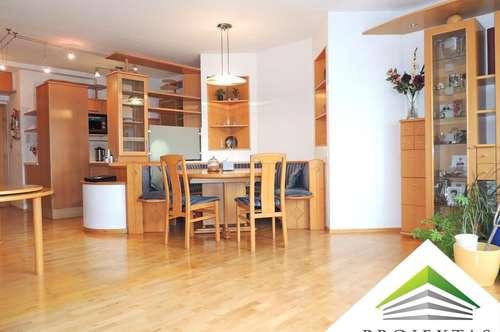 Tolle Gelegenheit in Wels! Geschmackvolle 4 Zimmer-Maisonette-Wohnung mit Weitblick!