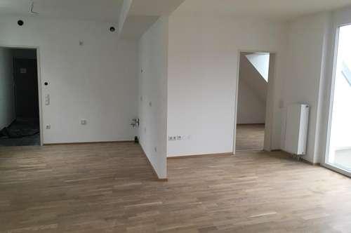PREISHIT! Helle südseitige 4-Zimmerwohnung im DG mit Balkon  Provisionsfrei - Neubau