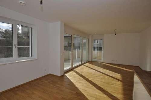 Fast Erstbezug! 3 Zimmer: Südwest ausgerichtete Zentrums-/ Ruhelage, 30m² Balkon