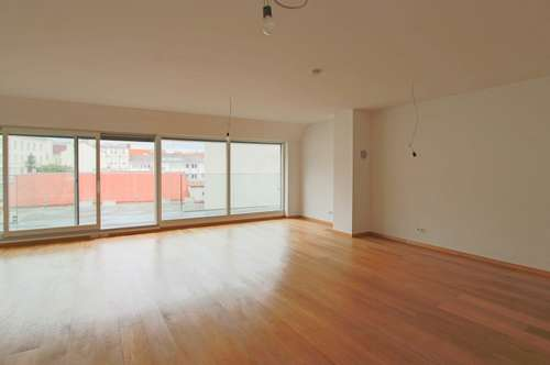 Moderne Terrassenwohnung - alles auf einer Wohnebene!
