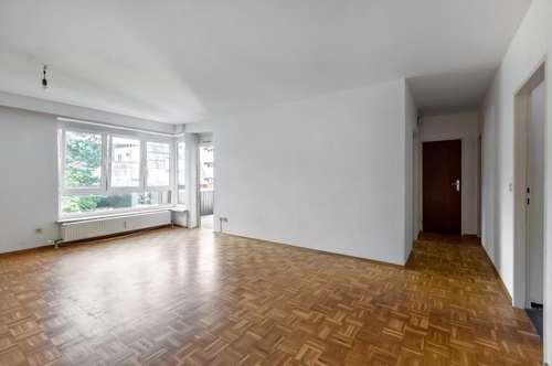 VERMIETET - Günstige Wohnung mit Loggia und optimaler Verkehrsanbindung