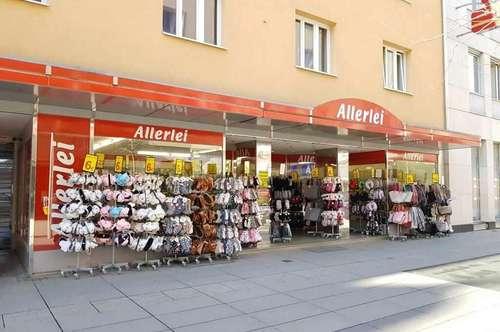 Geschäftslokal in der Fuzo Neunkirchner Straße zu vermieten