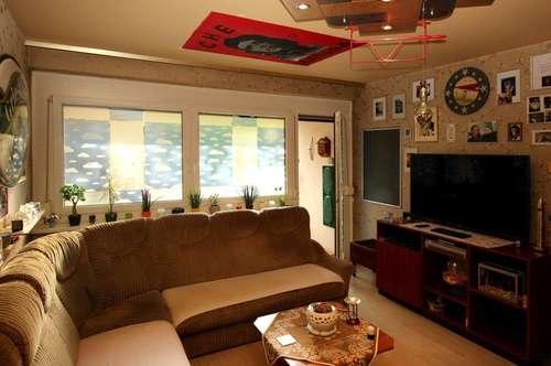 Wohlfühl-Wohnung mit Loggia in sehr guter Wohnlage INKL. GARAGE!!!