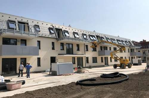 Stiege 2 Top 16 - Vier-Zimmer-Wohnung in der Wiener Straße. Viel Platz zum Träumen.