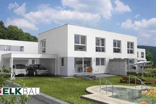 Moderne Doppelhaushälfte von ELK BAU zum SOMMERaktionspreis! TOP 5