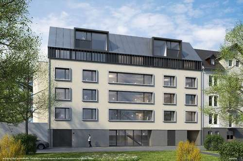 Maisonettewohnung im Stadthaus Bregenz - St. Anna-Straße