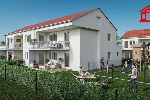 Sonnige Eigentumswohnung in Wundschuh