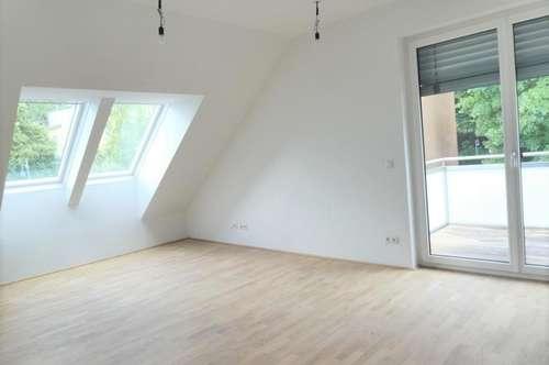ERSTBEZUG - 3 Zimmer Dachgeschoss mit 7m² Terrasse