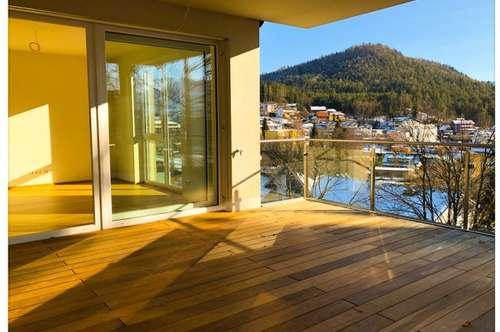 Neubauwohnung - am Faaker See