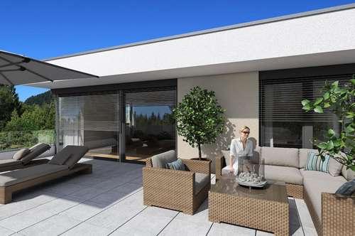 Sbg./Parsch - Traumhaftes Penthouse mit Panorama-Terrasse! In Kürze Baubeginn!