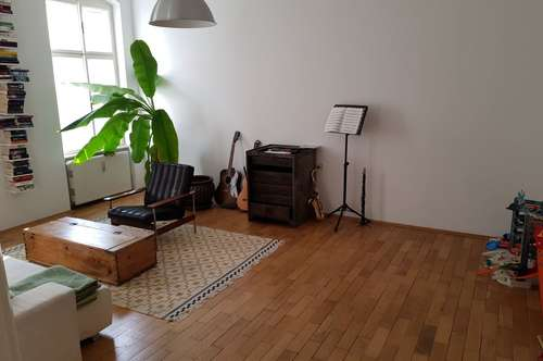 Nachmieter gesucht für attraktive 2-Zimmer Altbauwohnung in Bahnhofsnähe