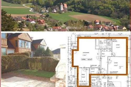 12287 - Sonnige, ruhige Wohnung mit Eigengarten in Mauer.