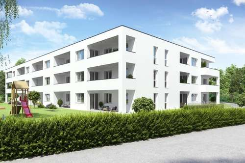 Neue, höchst attraktive Garten-Wohnungen in Timelkam - provisionsfrei - Wohnbauförderung