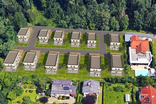 TYP B/3 :Wohnbauförderungsfähige Einfamilienhäuser - Pirka/Seiersberg tw1